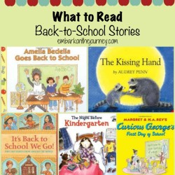 10 Great Back to School Picture Books