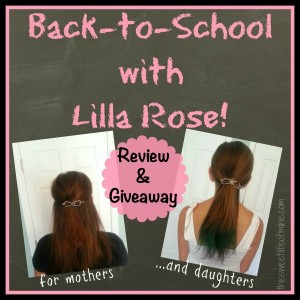 Back to School with Lilla Rose