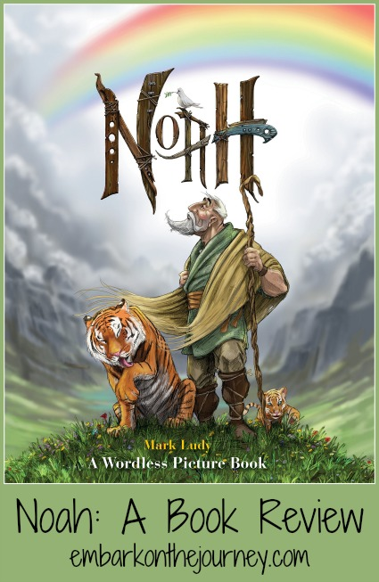 "Bring the story of Noah and the Artk to life with the amazing artwork in this wordless picture book. ""Noah"" is a must-have for any Christian home library.  