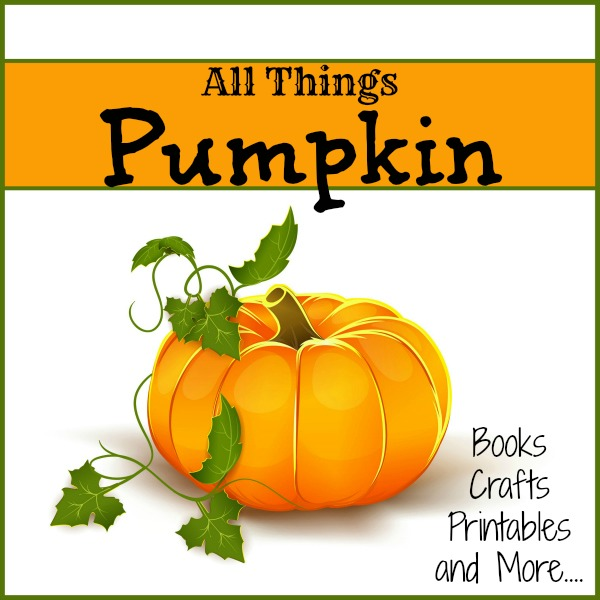 Learn about pumpkins with this great list of books, crafts, printables, and more. | thissweetlifeomfine.com