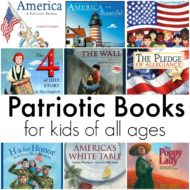 15 Patriotic Picture Books for Kids of All Ages