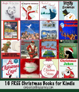 Christmas Books for Kindle