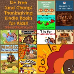 Free and Cheap Thanksgiving Kindle Books 11.15.14