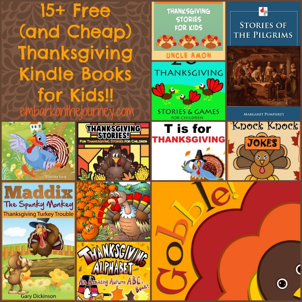 Thanksgiving Kindle Books
