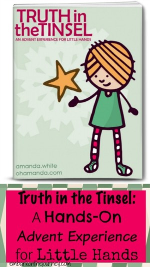Truth in the Tinsel {Review}
