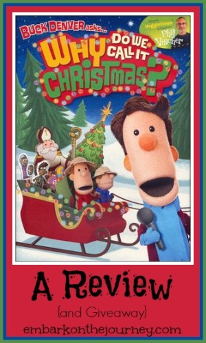 """Why Do We Call It Christmas?"" DVD Review and Giveaway"