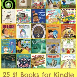25 $1 Kids Books for Kindle