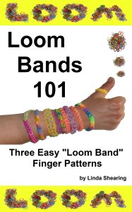 how to make a loom band snake with your fingers