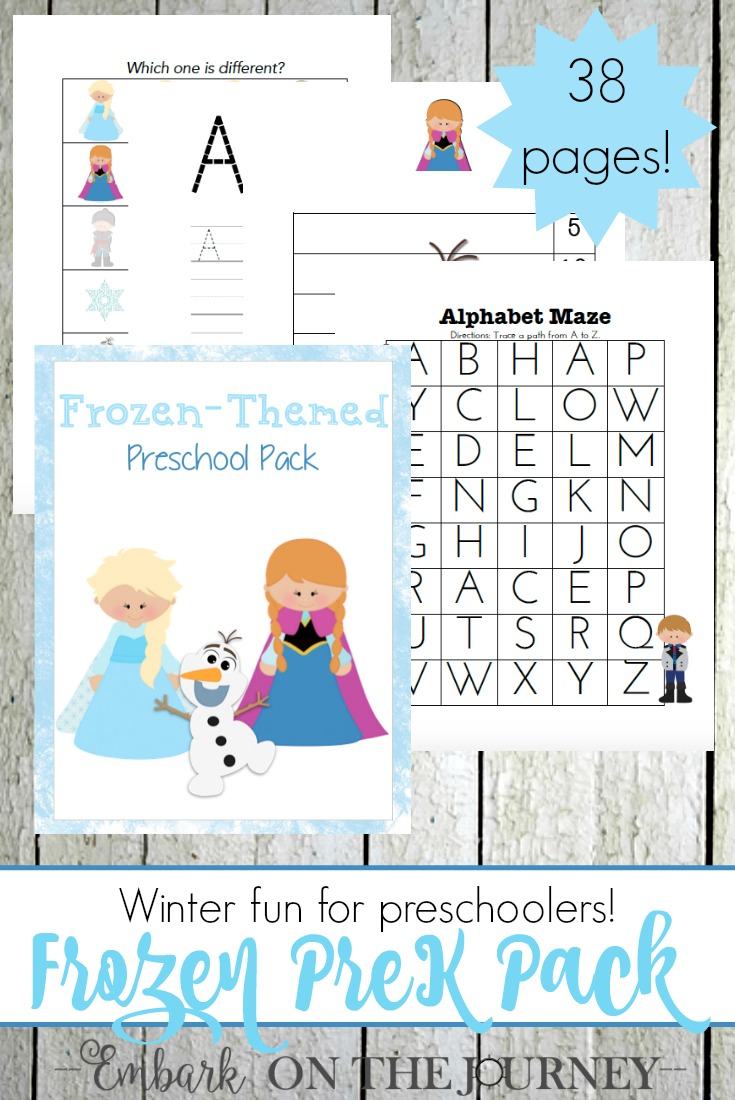 photo about Frozen Free Printable called Free of charge Frozen Printable and Things to do
