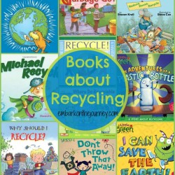 Recycling Books for Kids