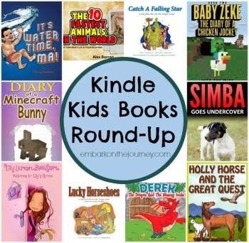Weekend Kindle Book Round Up {April 25}