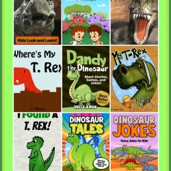 10 Free and Cheap Dinosaur Books for Kindle