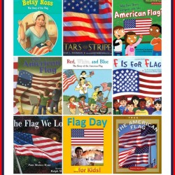 Picture Books About the American Flag