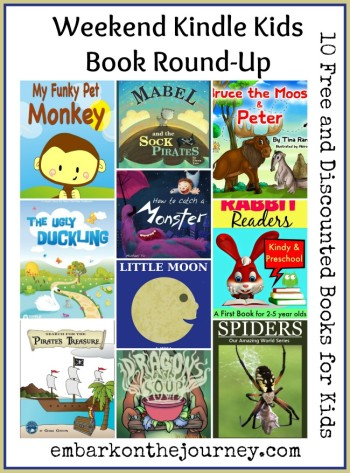 Free and Cheap Kindle Kids Books {May 10}