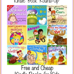 Free and Cheap Kindle Books for Kids {5.30}