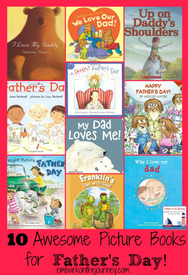Picture Books for Father's Day