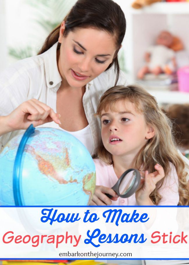 Reusable sticky wall maps provide hands-on fun to make geography lessons really stick! | embarkonthejourney.com