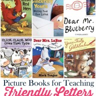 Teach Friendly Letter Writing with Picture Books