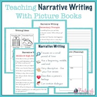 Teaching Narrative Writing with Picture Books