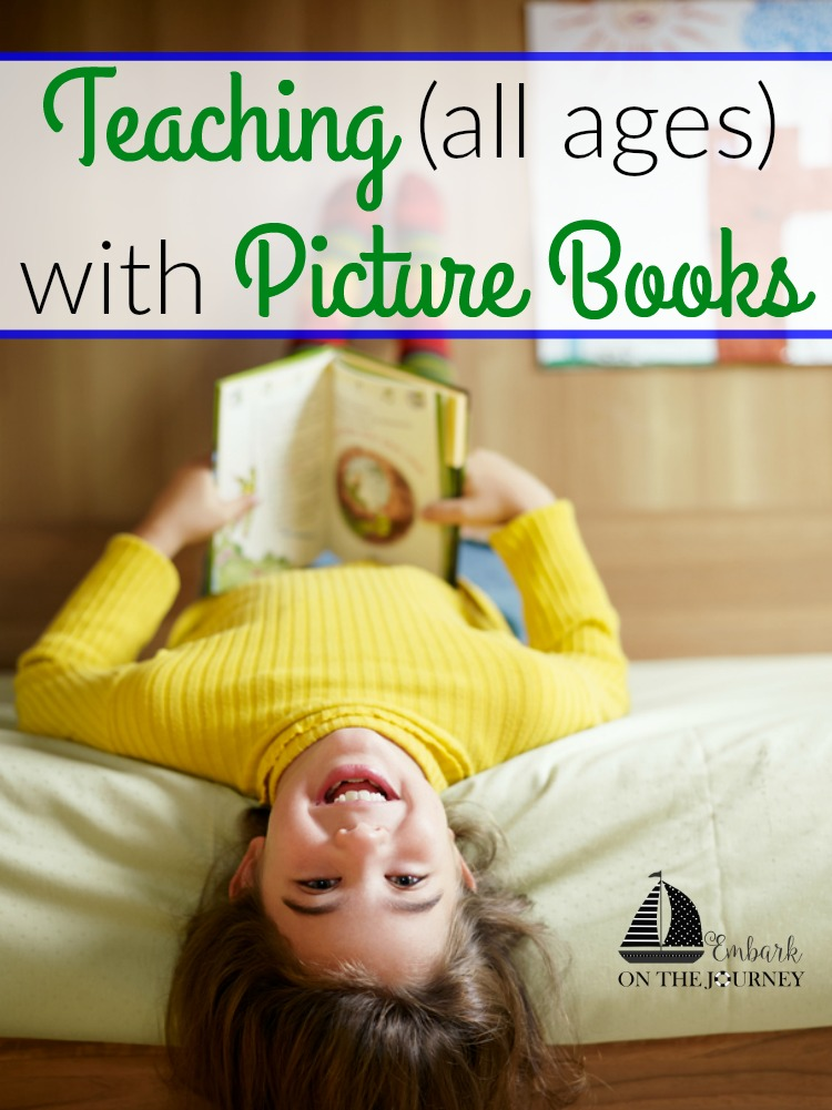 Teaching with Picture Books Series Image