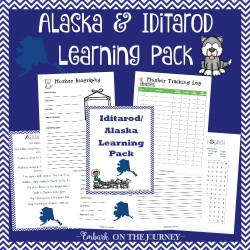Iditarod & Alaska Learning Pack