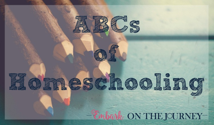 ABCs of Homeschooling Logo