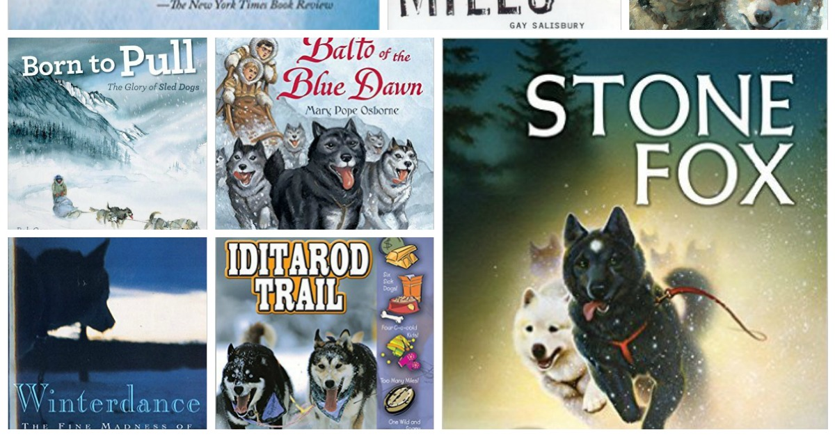 The Ultimate Iditarod Book List - Embark on the Journey: Homeschooling ...