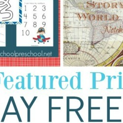 Friday Freebies Link Up #2