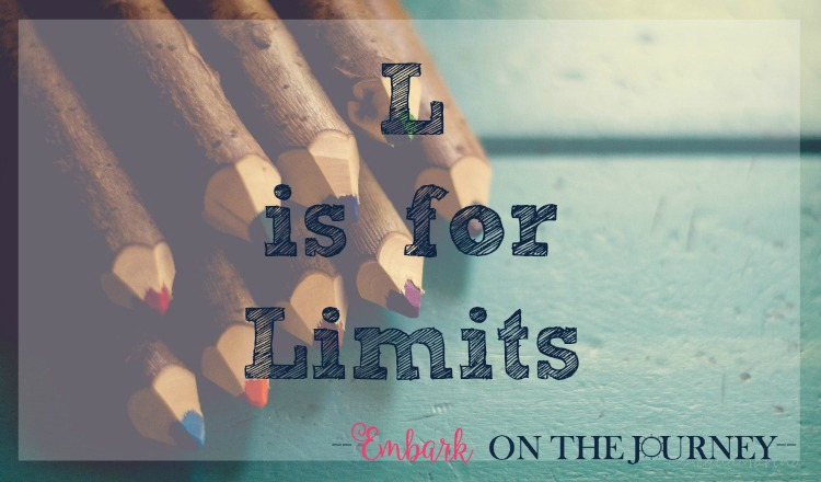 L is for Limits: No two homeschools will look alike. Everyone's needs and family dynamics are different. When a homeschool mom knows her limits, she can set herself up for a successful year! | embarkonthejourney.com