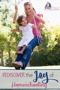J is for Joy: With so much on our plates, it's easy to get lost in the everyday tasks of being at home - cleaning the house, fixing dinner, homeschooling, etc. How can we readjust our focus and rediscover the joy of homeschooling? | embarkonthejourney.com