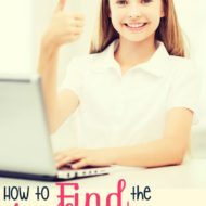 How to Find The Perfect Homeschool Curriculum