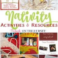Nativity Activities and Educational Resources