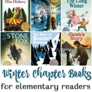 15 Winter Chapter Books for Elementary Readers