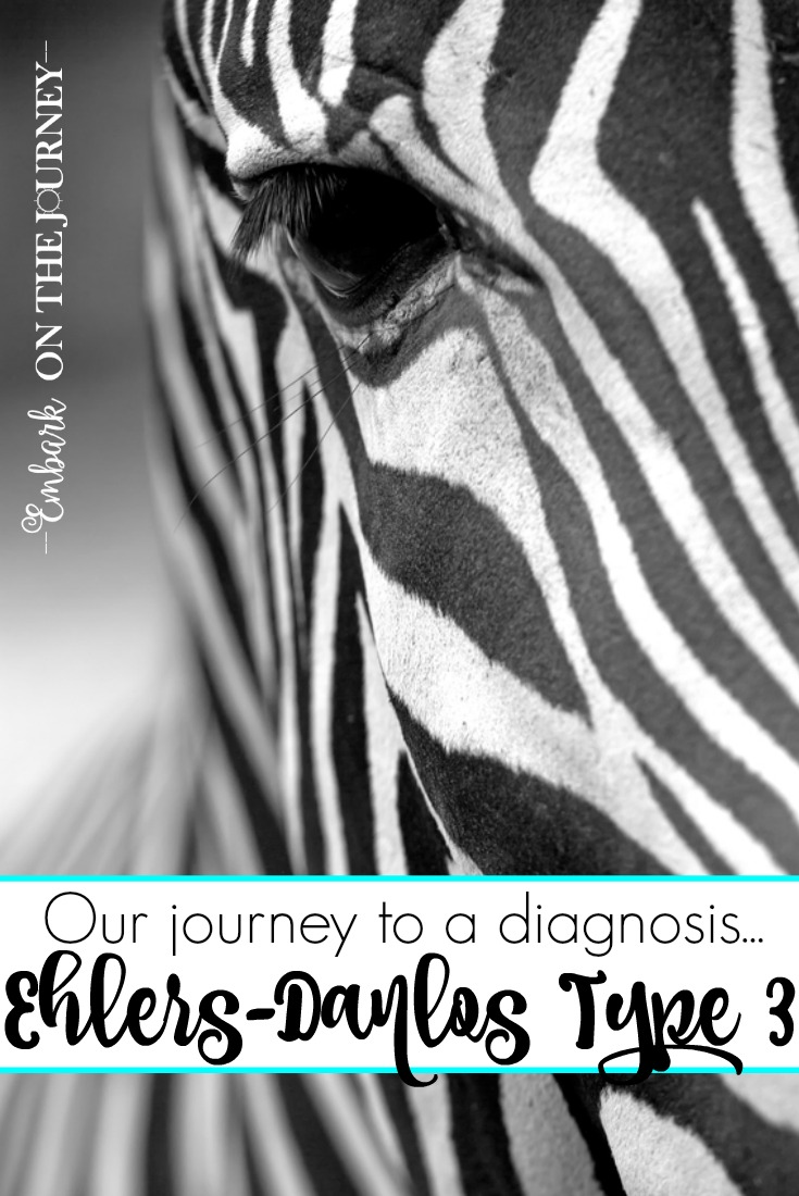 This is a look at our two year journey to a diagnosis of Ehlers-Danlos Syndrome Type 3. EDS Type 3 and my teen... @homeschljourney