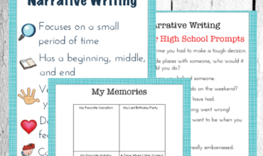 Teaching Narrative Writing for Kids