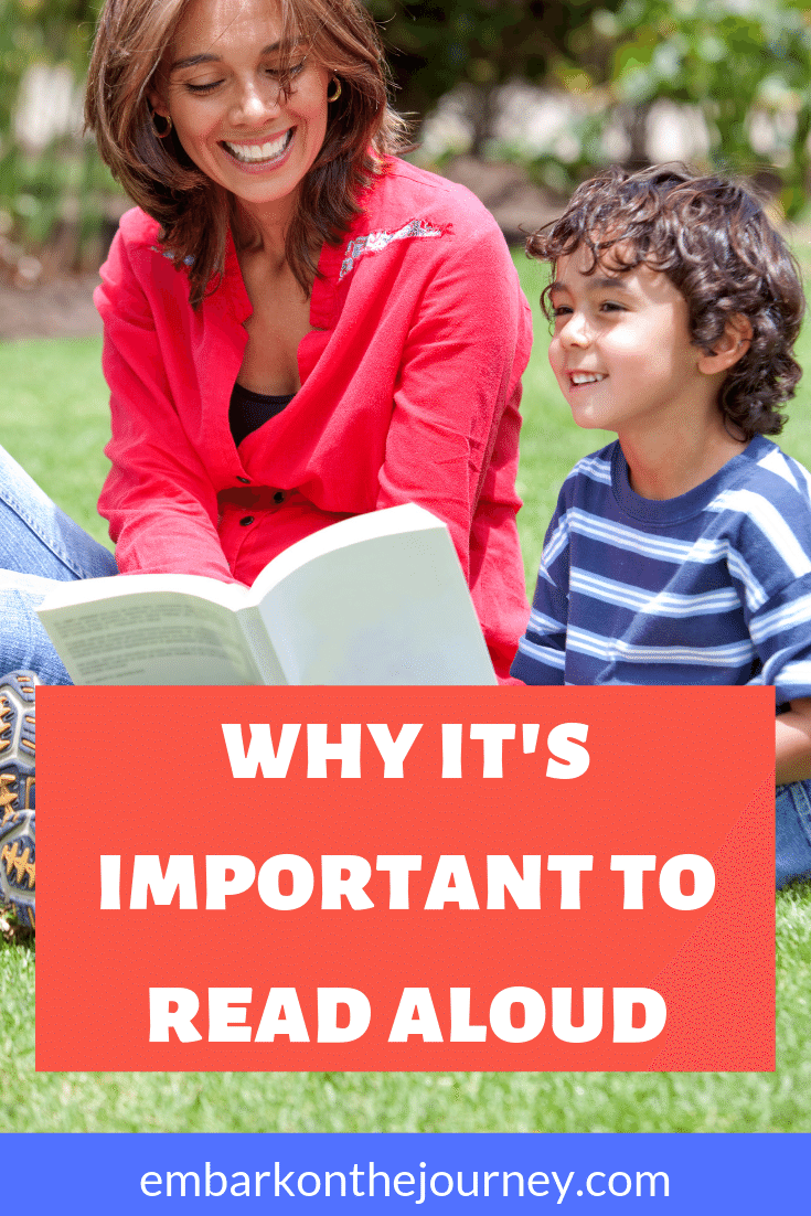 There are so many benefits to reading to children. Come discover the importance of read alouds and suggestions for your next book!