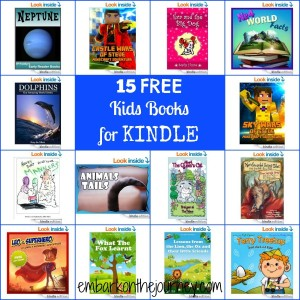 Happy Read an eBook Day! 15 FREE Kids Books for Kindle