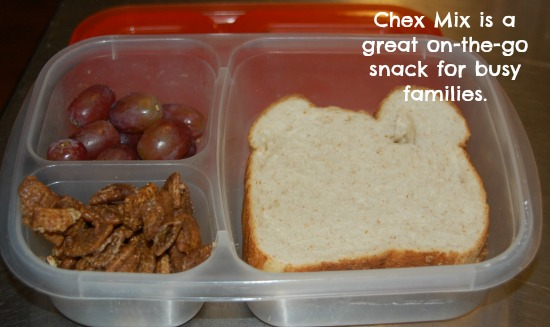 Chex Mix Lunch