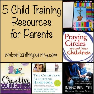 My Kids Didn't Come with Instruction Manuals {Link Up}