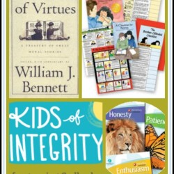 Character Training Resources for Kids