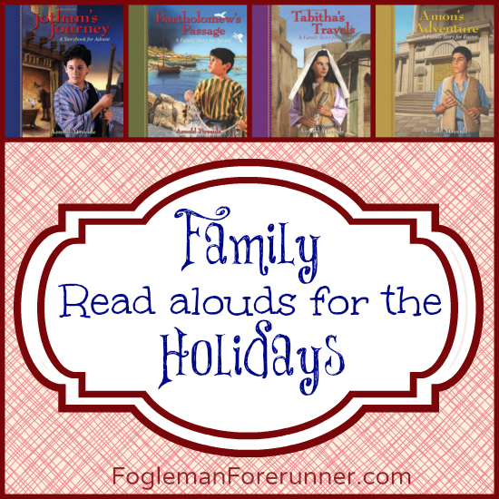 Arnold-Ytreeide-Family-Holiday-Books