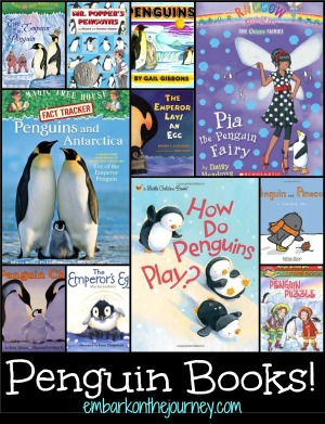 Penguin Books and a Link-Up