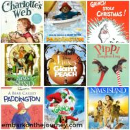 50+ of the Best Kids Movies Based on Books