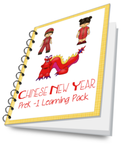 Celebrate Chinese New Year with your young learners and this fun learning pack for PreK-1! | embarkonthejourney.com