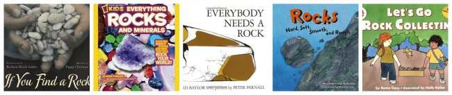 Science Picture Books: Rocks and Minerals | embarkonthejourney.com