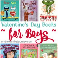 Valentines Day Books for Boys