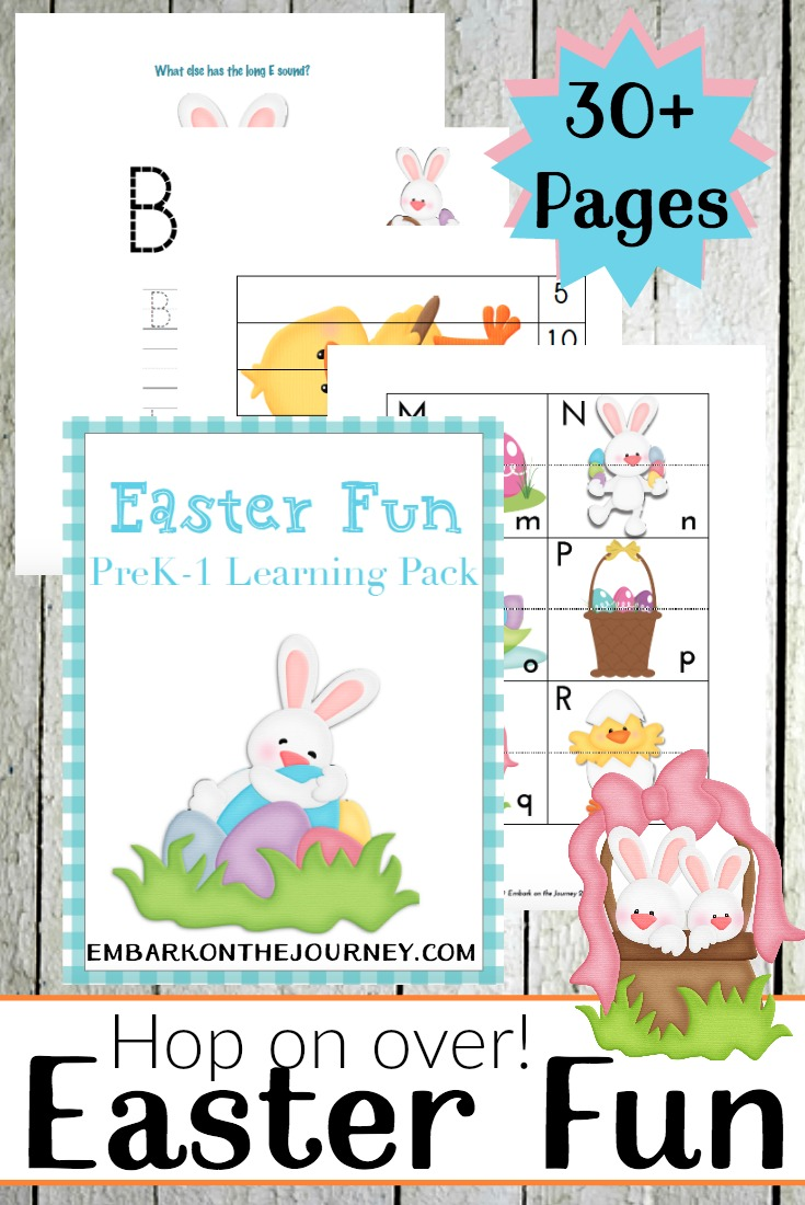 printable educational activities easter printables and learning activities for 257