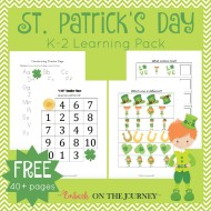 St. Patricks Day Printable and Activities