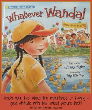 Whatever Wanda {Review and Giveaway}