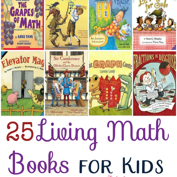 Bring Math to Life with Living Books